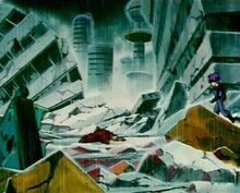 Future Trunks Gohan 01