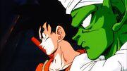 Goku to pikkoro