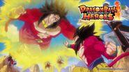Goku vs Broly SSJ4
