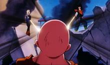 Kuririn meurt par les humains artificiels