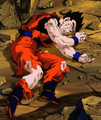 Ready to Fuse - Gohan beaten