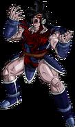 Super Dragon Ball Heroes World Mission - Character Sticker - Xeno Turles (Berserk)