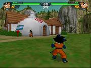 BT3 Goku's House