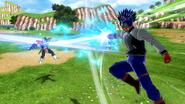 DBXV2 Future Warrior (1.07.00) Spirit Stab (Super Skill)
