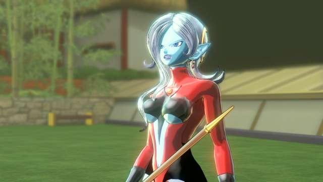 File:DBXV2 Towa (Warrior from the Demon World Saga) Towa in Toki Toki City circa Age 850 (By Shenron's Might! Restoring History Cutscene 1).png