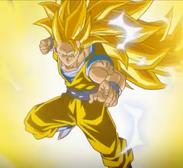 Goku saiyan 3