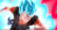 SDBH Vegetto Blue Kaio-ken