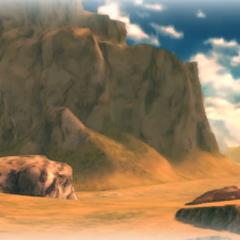 Area desertica
