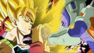 Bardock vs Chilled