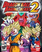 Dragon Ball Raging Blast 2 portada RP