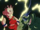 Goku vs Giran