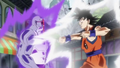 Kamé Sennin vs Goku dbs