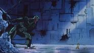 Núcleo de Metal Coora vs. Son Goku