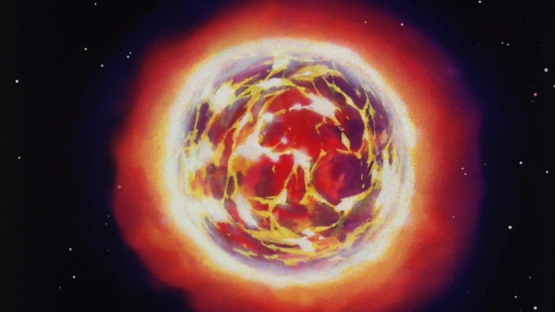 dragon ball z planet vegeta