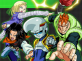 Baby&Androids(DBHArt)