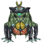 Cell-X render