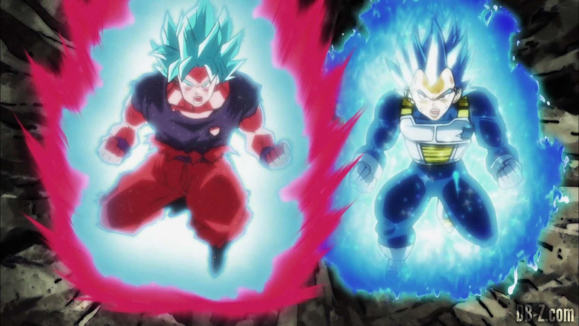 Super Saiyan God Ss Evolved Dragon Ball Wiki Fandom