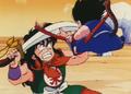 Yamcha vs Goku1