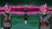 Black Goku cloni
