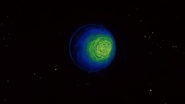 Cooler's Unnamed Planet with a throne