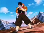 Dr gero en Dragon ball gt