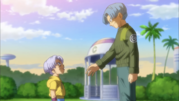 Trunks and future trunks