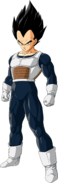 Vegeta artwork DZK