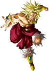Broly SSTC artwork