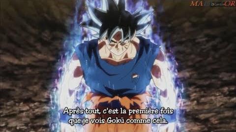 Dragon ball super Goku développe l'Ultra Instinct!!! vostfr HD (7ème partie)