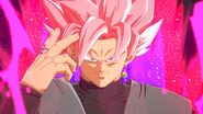 Entrada de Goku Black FighterZ