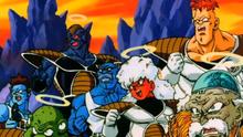 Las Fuerzas Especiales Ginyu, Dr. Gero y los Ogros
