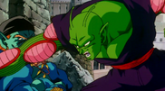 Piccolo vs Bojack