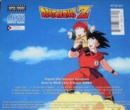 Dbz usa OST back