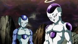 Frost is freeza 108
