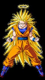 Goku SS3.