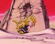 Goku nño gt ssj3 con cola