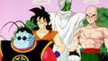 Kaio et les amis de Son
