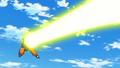 Krillen's Scattering Bullet Fired
