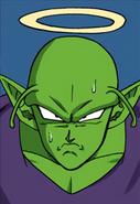 Piccolo del futuro DBS manga a color