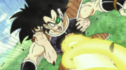 Raditz and gokubr