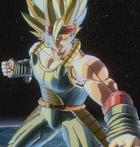 Bardock Xeno Super Saiyan 2