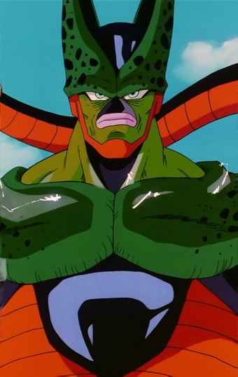 The Best First Form Cell Dbz JPG