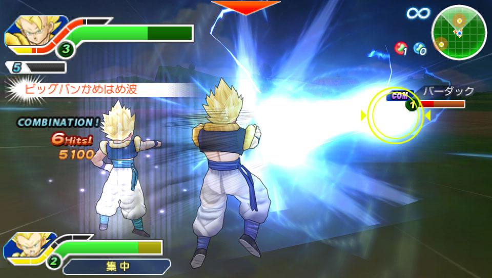 ppsspp dragon ball z tenkaichi tag team iso download