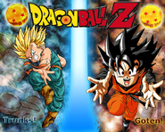 Dragonball Z Wallpaper by Ramzonz