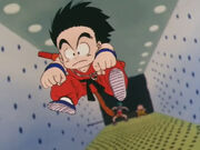 Goku - covo dei pirati