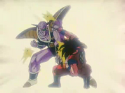 Goku vs Ginyu