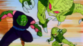Piccolo Vs Saibamen