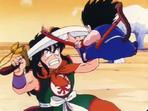 Sabre vs Nyoi-bō