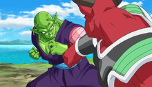 Shisami vs Piccolo1