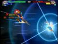 Tapion uses brave sword attack